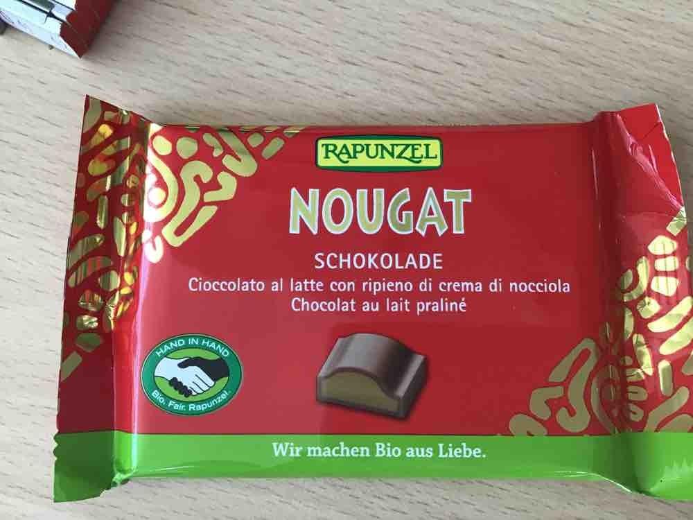 Nougat Schokolade von papadonis | Hochgeladen von: papadonis