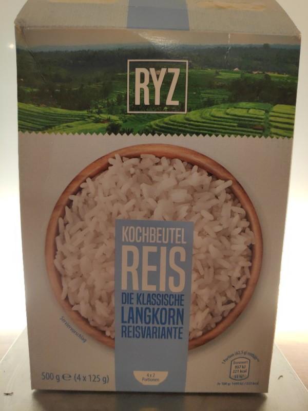 Kochbeutel Reis, Die klassische Langkorn Reisvariante von Saarpre   Hochgeladen von: Saarpre