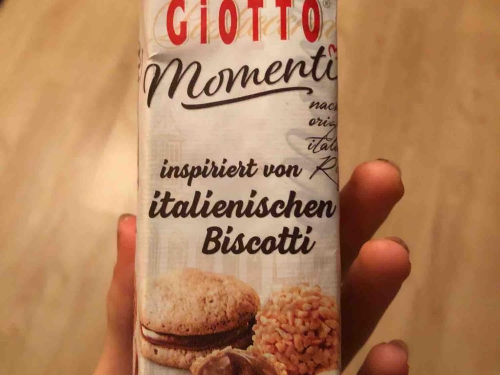 Giotto Italienischer Biscotti, 4 x 38,7g von alexandra.habermeier | Hochgeladen von: alexandra.habermeier