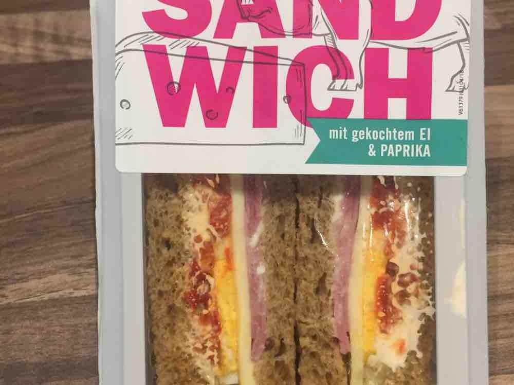 Schinken-Käse Sandwich  von mellixy | Hochgeladen von: mellixy
