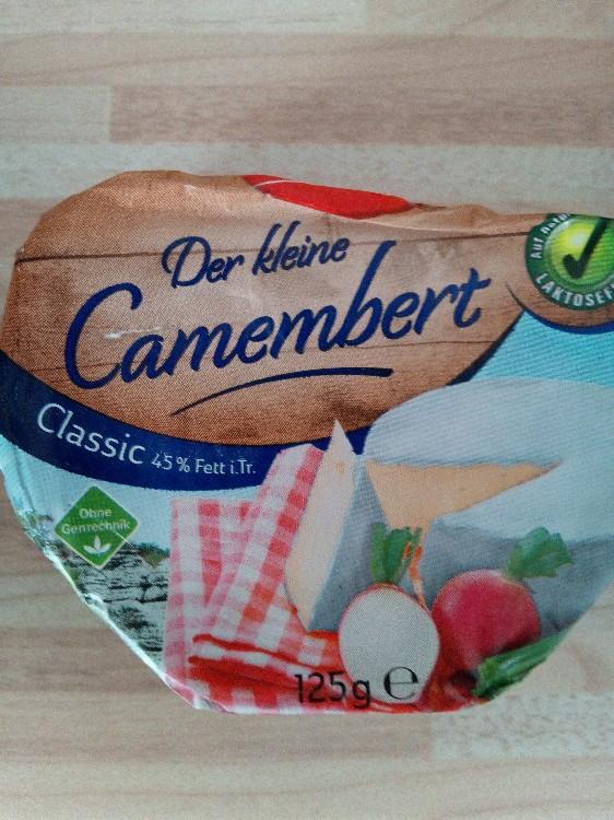 Der kleine Camembert, Classic von kleis685653   Hochgeladen von: kleis685653