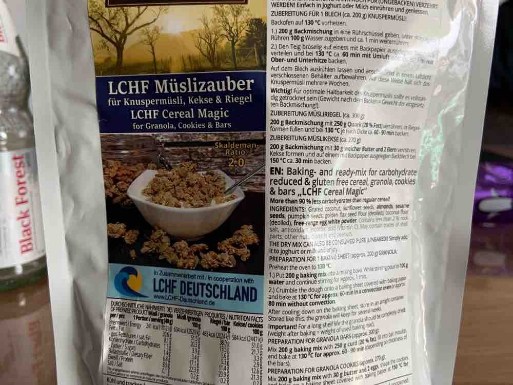 LCHF  Müslizauber, als Müslikeks zubereitet von andi1992   Hochgeladen von: andi1992