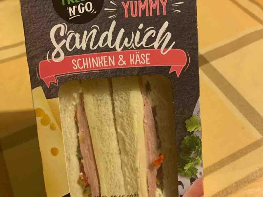 Sandwich, Schinken & Käse von georg55   Hochgeladen von: georg55