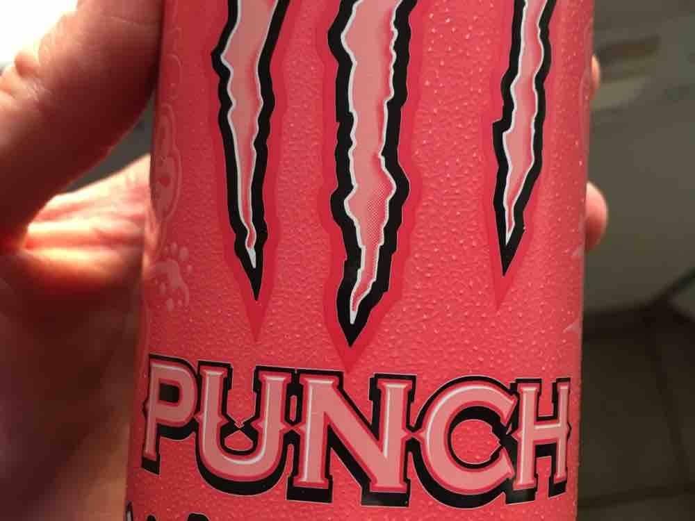 Monster Punch , Punch und Energy  von BabsM   Hochgeladen von: BabsM