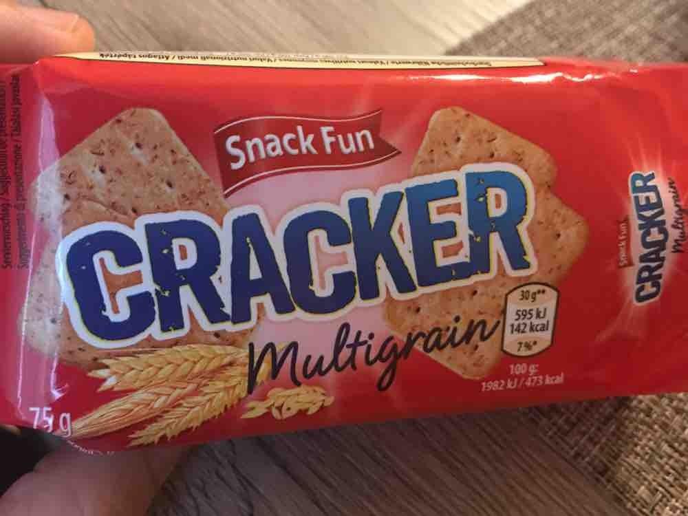 Mehrkorn Cracker von George1 | Hochgeladen von: George1