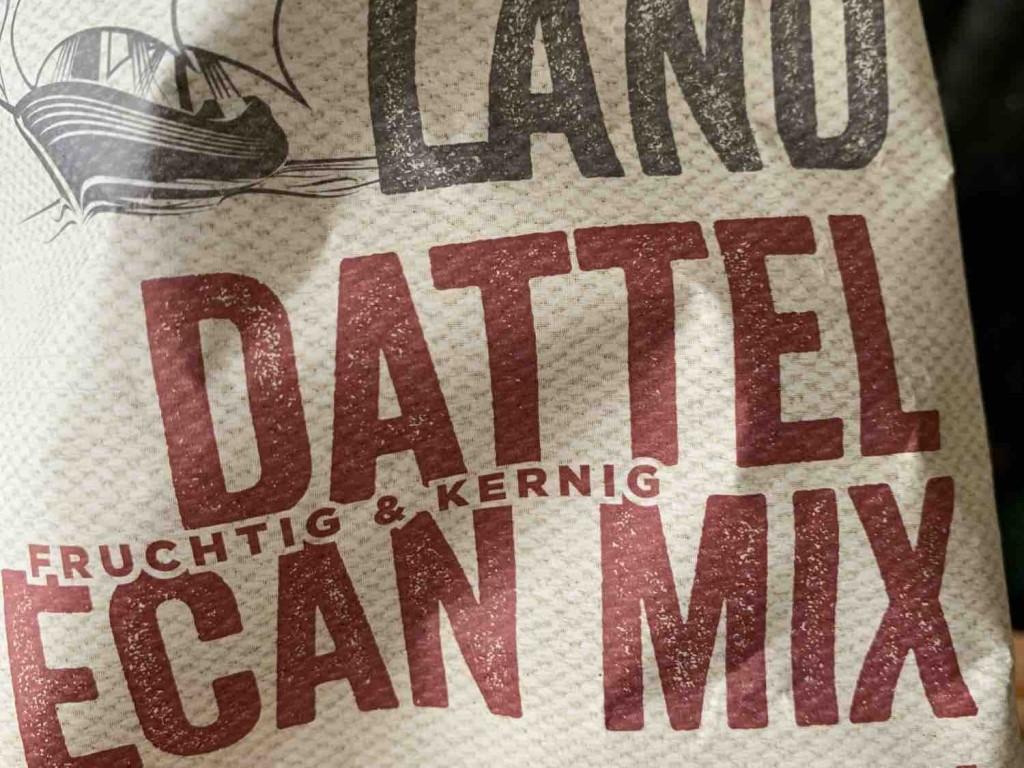 Dattel-Pekan-Mix von Tomtommac | Hochgeladen von: Tomtommac