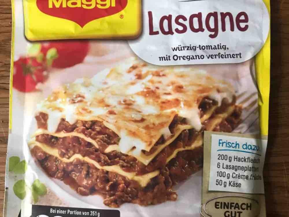 Fix für Lasagne, zubereitet von dennismarks | Hochgeladen von: dennismarks