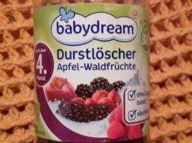Babydream Durstlöscher Apfel-Waldfrüchte, Mehrfruchtsaft | Hochgeladen von: Enomis62