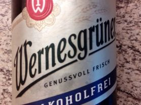 Wernesgrüner alkoholfrei | Hochgeladen von: Thorbjoern