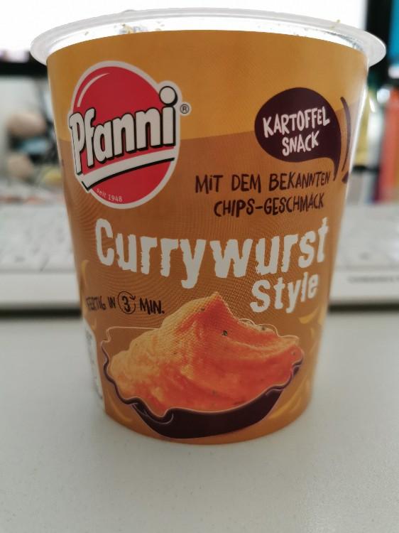Kartoffelsnack, Currywurst Style von XxFrancixX | Hochgeladen von: XxFrancixX