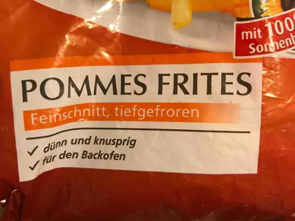 Pommes Frites, dünn & knusprig, für den Backofen von Elocin2015 | Hochgeladen von: Elocin2015
