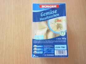Bürger, Gemüsemaultaschen | Hochgeladen von: Cassilde