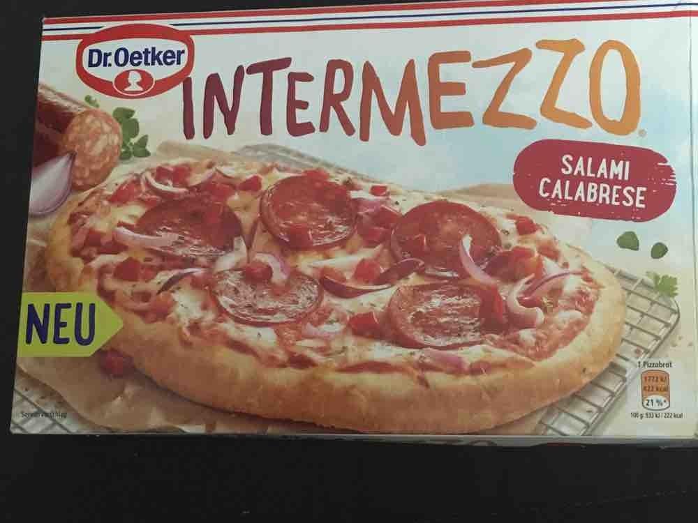 Intermezzo , Salami Calabrese von emmaroeckl265   Hochgeladen von: emmaroeckl265