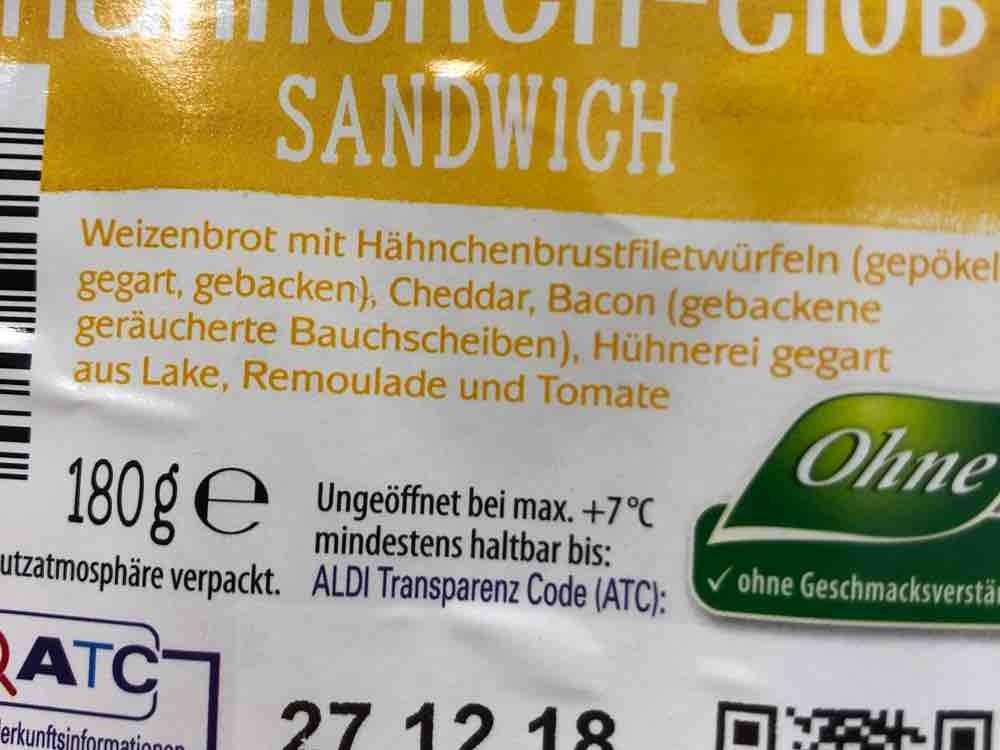 Sandwich, Hähnchen-Club  von Shadee | Hochgeladen von: Shadee
