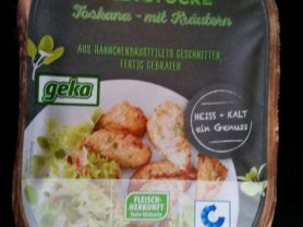 Hähnchenbrust-Filetstücke, Toskana mit Kräutern   Hochgeladen von: zwergi007