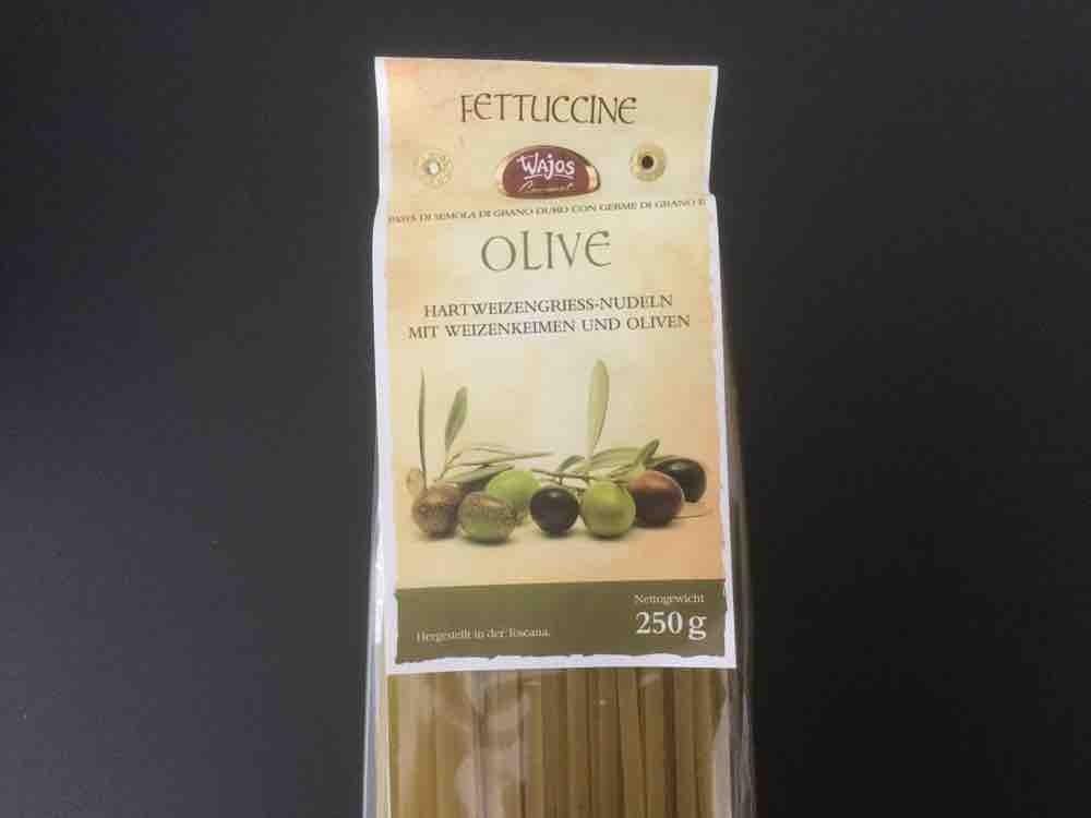 Fettuccine Olive, Hartweizengriess-Nudeln mit Weizenkeimen und Oli von REngel   Hochgeladen von: REngel