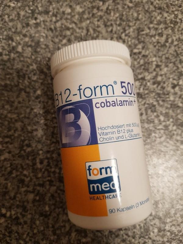 B12-form 500, Nahrungsergänzung von kerstinprikler165   Hochgeladen von: kerstinprikler165