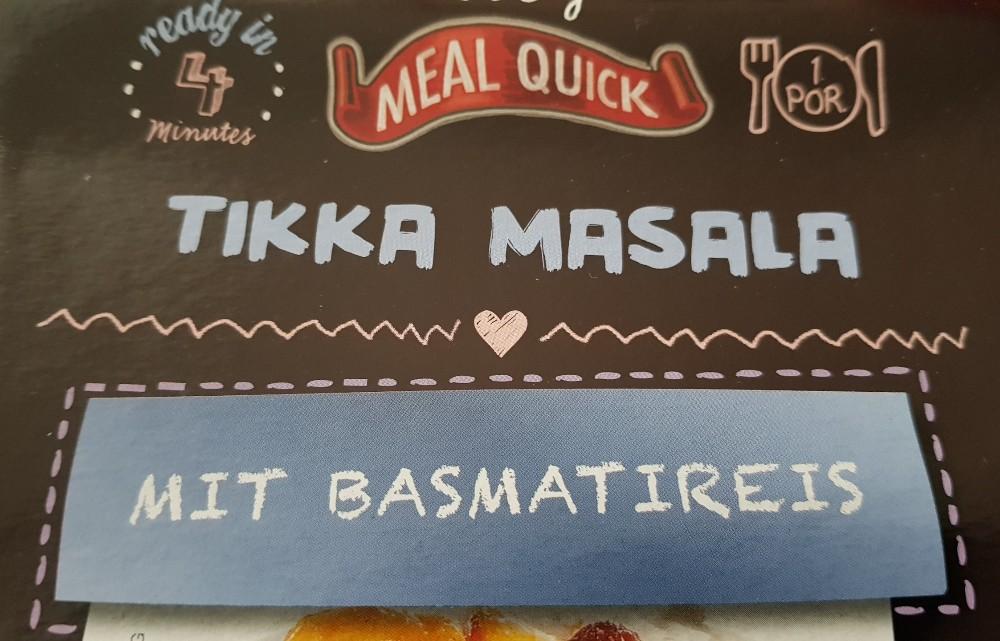 Tikka Masala, mit Basmatireis von walker59 | Hochgeladen von: walker59