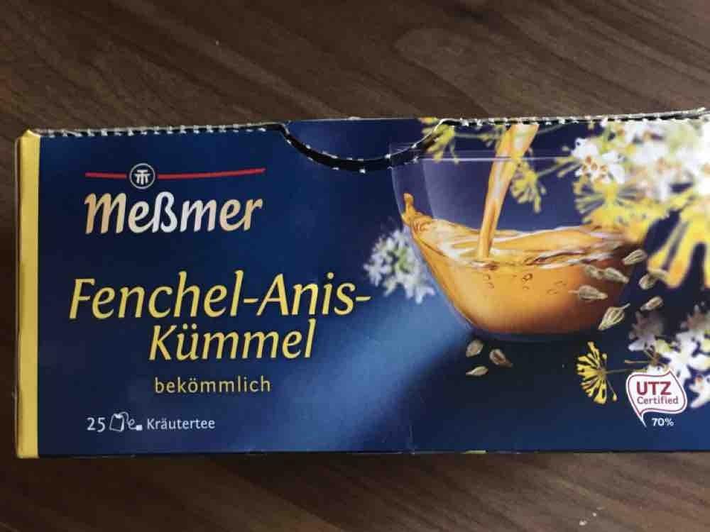 Fenchel-Anis-Kümmel Tee von KonstanzeP | Hochgeladen von: KonstanzeP