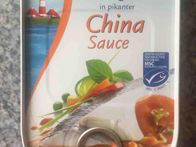 Heringsfilet mit pikanter China Sauce von KIRo11   Hochgeladen von: KIRo11