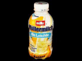 Müllermilch die Leichte, Banane | Hochgeladen von: Samson1964