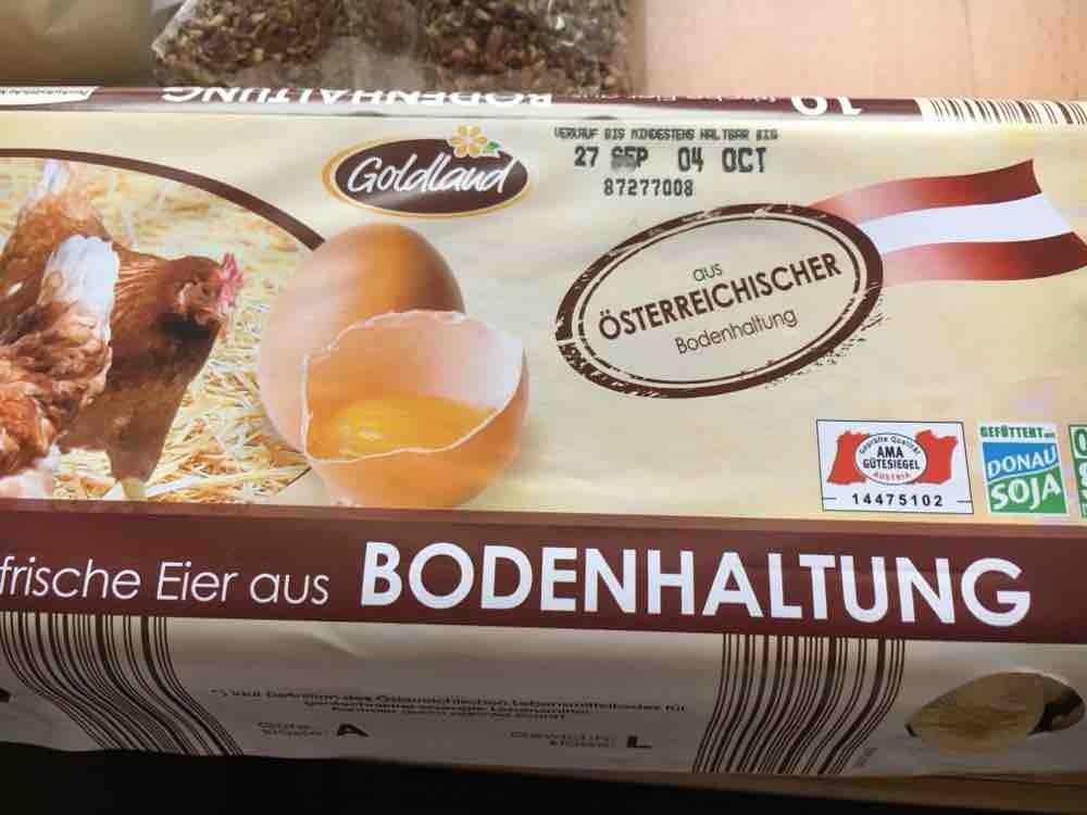 Eier aus Bodenhaltung von schnufftel78   Hochgeladen von: schnufftel78