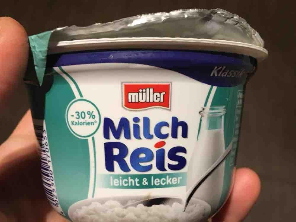 Milchreis Light , -30% kcal von yvonnema | Hochgeladen von: yvonnema
