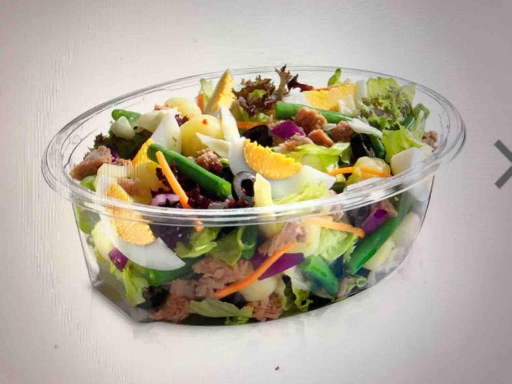 Nizza Salat, ohne Dressing von aarde12771   Hochgeladen von: aarde12771