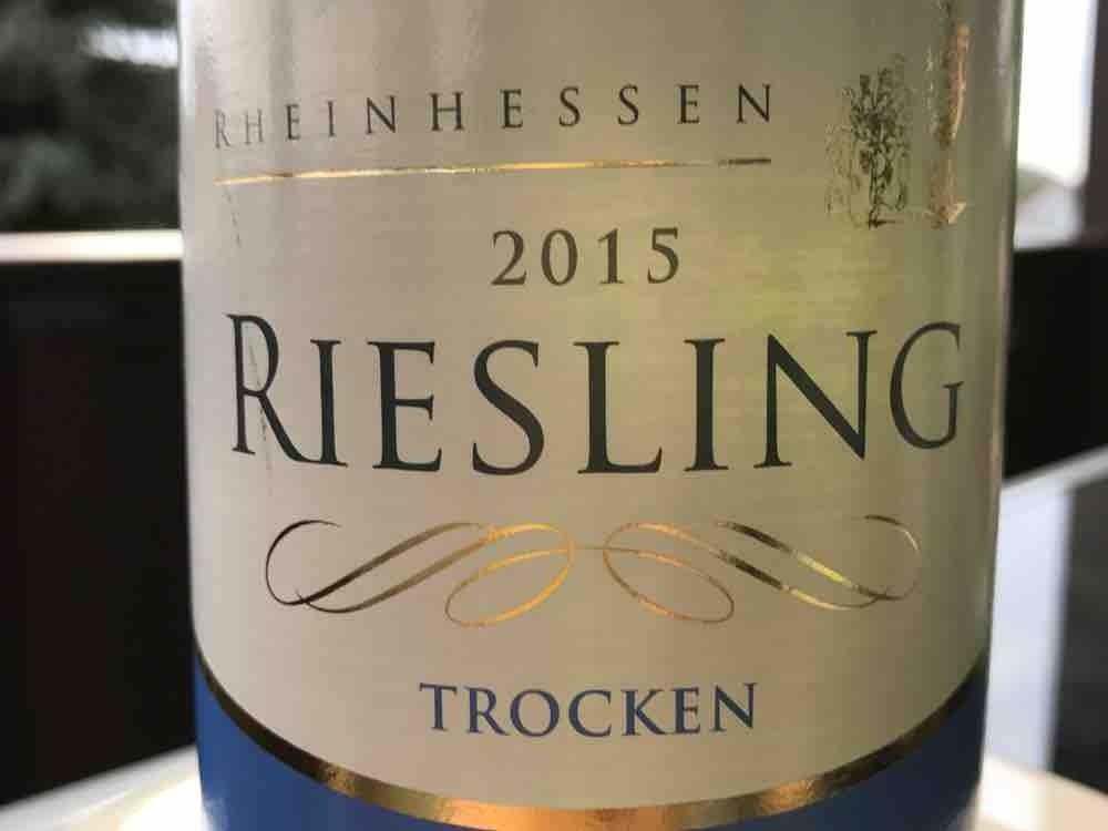 Riesling, Wein von TigribJunge | Hochgeladen von: TigribJunge
