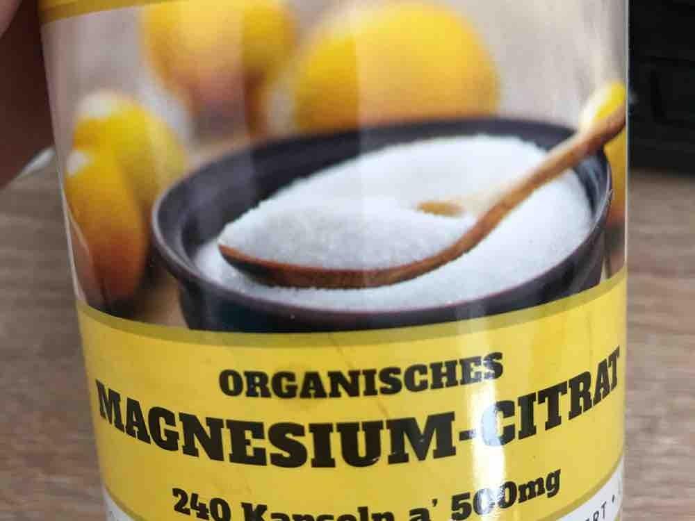 Magnesium Citrat von dr1ton | Hochgeladen von: dr1ton