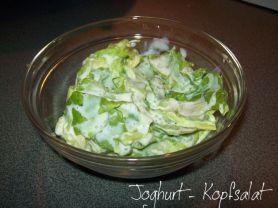 Joghurt-Kopfsalat | Hochgeladen von: Ichx2