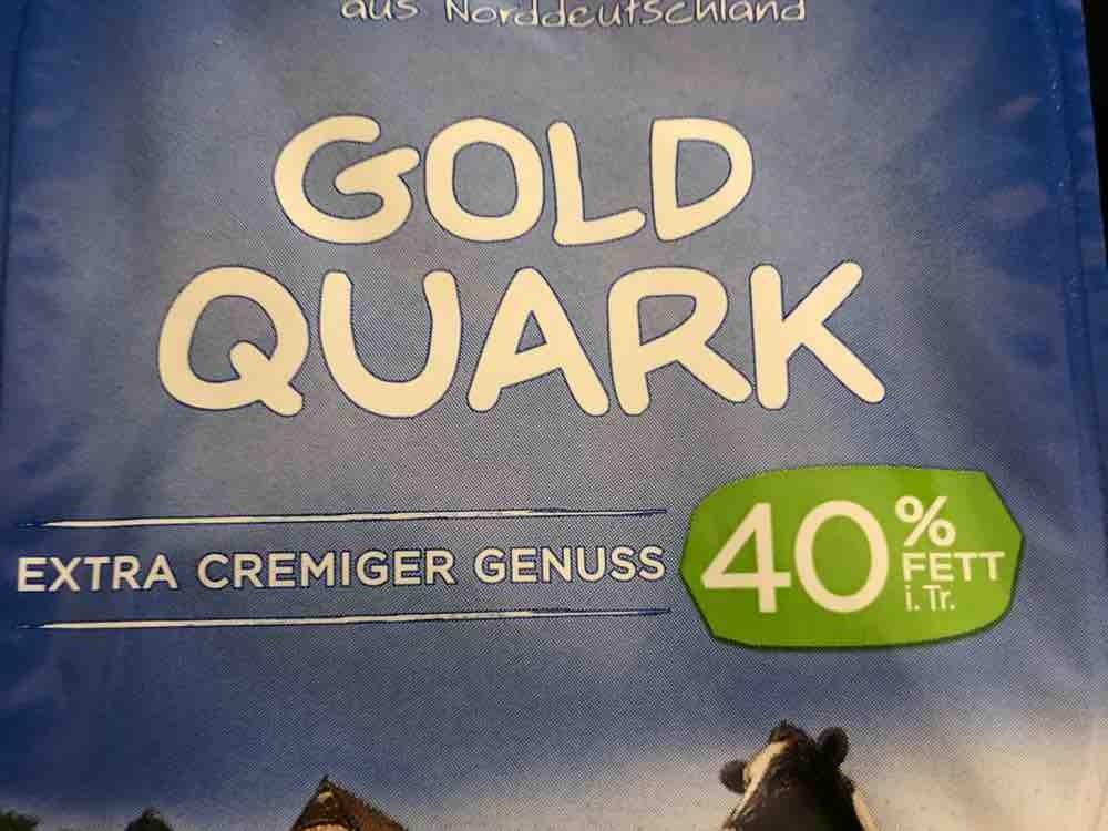 Speisequark, 40% Fett i. Tr., Gold Quark von Casiopeia | Hochgeladen von: Casiopeia
