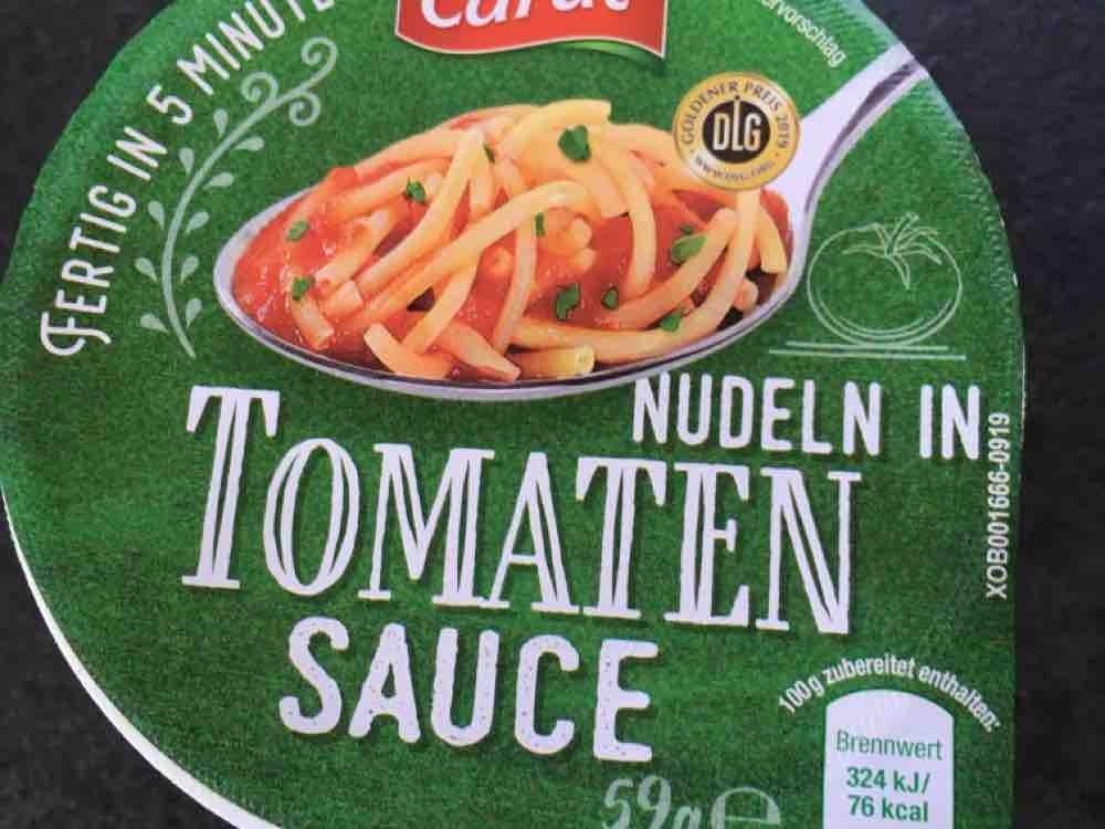 Nudeln in Tomatensauce von MaryAretz   Hochgeladen von: MaryAretz