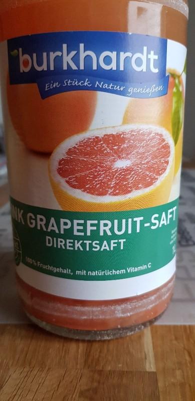Pink Grapefruitsaft (Lindauer), Grapefrucht  von bwidmann | Hochgeladen von: bwidmann