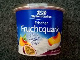 Frischer Fruchtquark, Pfirsich-Maracuja | Hochgeladen von: Konkav