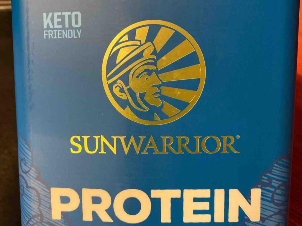 Protein Warrior blend berry vegan von deku2707 | Hochgeladen von: deku2707