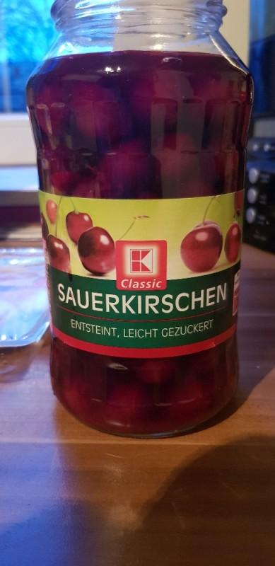 Sauerkirschen, Entsteint, leicht gezuckert von Jessy2804 | Hochgeladen von: Jessy2804