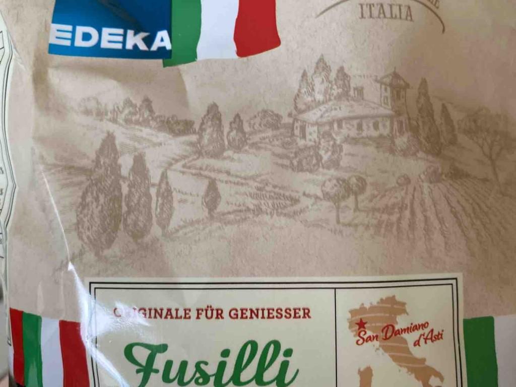 Fusilli, Originale für Genießer von lotow750   Hochgeladen von: lotow750