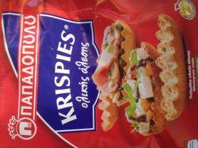 Krispis, geröstetes Brot   Hochgeladen von: KocheRG
