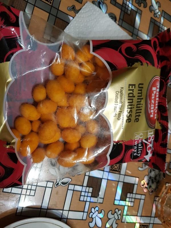 umhüllte Erdnüsse von RoseInWonderland | Hochgeladen von: RoseInWonderland