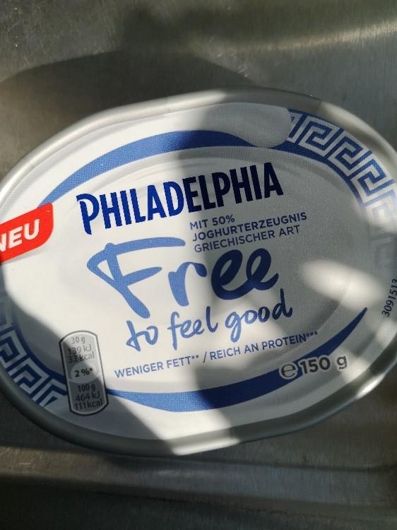Philadelphia Free, Mit griechische Joghurt von itak   Hochgeladen von: itak