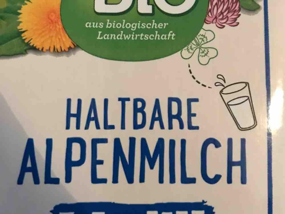 Haltbare Alpenmilch 3,5% Fett von LHBE | Hochgeladen von: LHBE