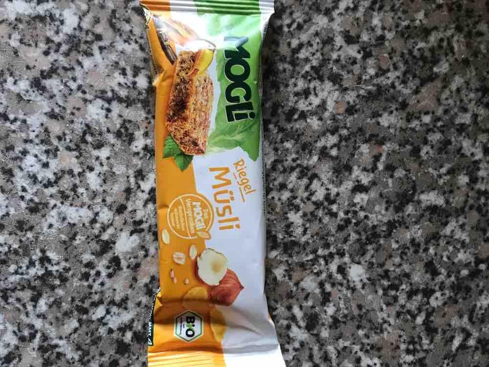 Mogli Crunchy-Riegel von Soil3   Hochgeladen von: Soil3