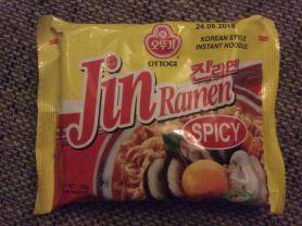 Jin Ramen, Spicy/Hot | Hochgeladen von: rks
