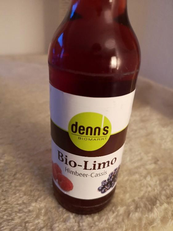 Bio-Limo Himbeer-Cassis von Wueste   Hochgeladen von: Wueste