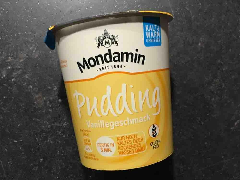 Pudding, mit Vanillegeschmack von marenha | Hochgeladen von: marenha