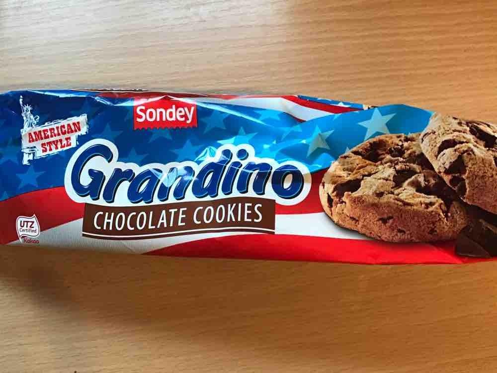Grandino Chocolate Cookies von Tornak   Hochgeladen von: Tornak