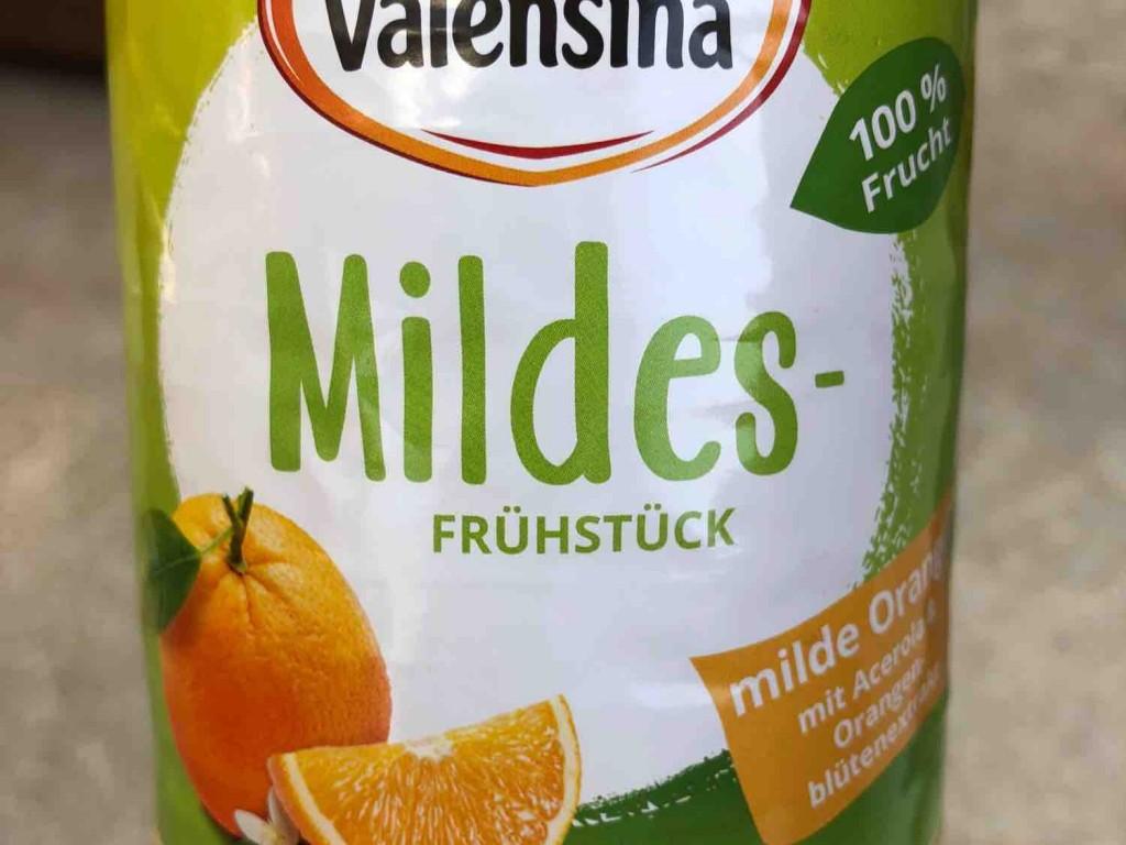Mildes Frühstück, milde Orange von Harry62   Hochgeladen von: Harry62