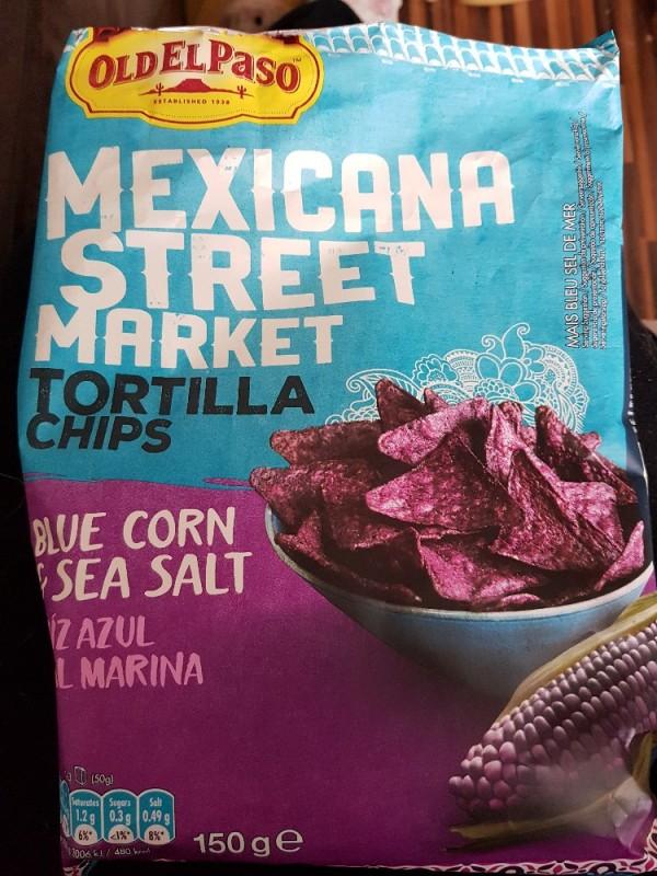 Mexicana Street Market Blue Corn&Sea Salt von Sue Gisin | Hochgeladen von: Sue Gisin