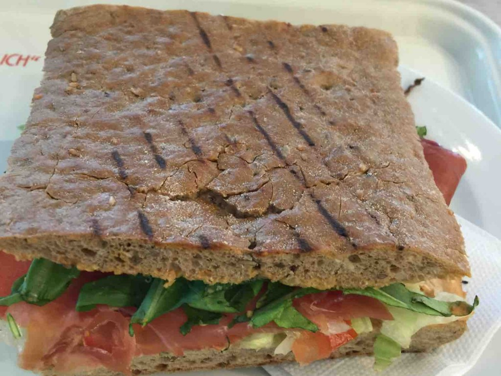 Sandwich Serrano von hkub650 | Hochgeladen von: hkub650